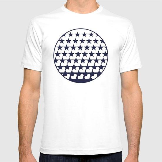 Love Among Stars T-shirt