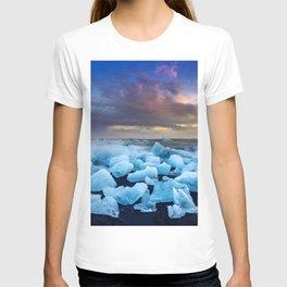 The Blue Crush Iceland T-shirt