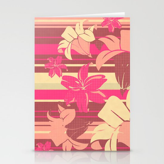 Lilium 03 Stationery Cards