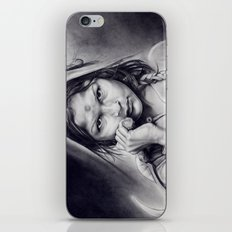 Little Old Death iPhone & iPod Skin