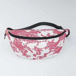Pink Matisse Inspired Abstract Shapes Fanny Pack