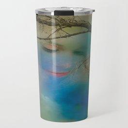 Lady of Light Travel Mug