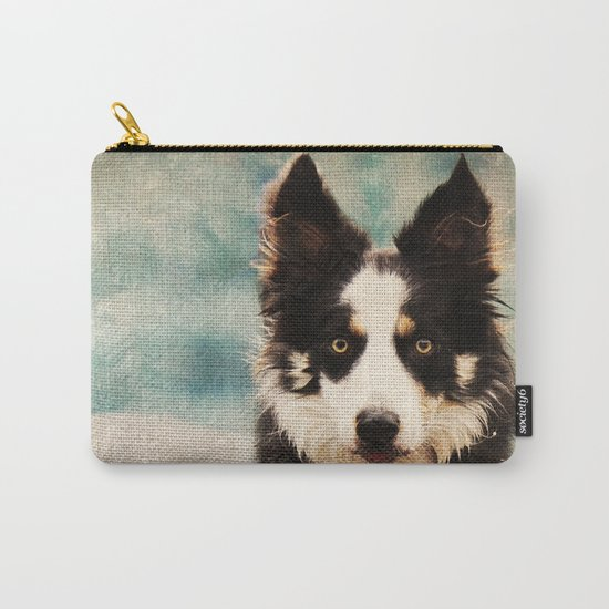 The Best Friends - Snow's Border Carry-All Pouch