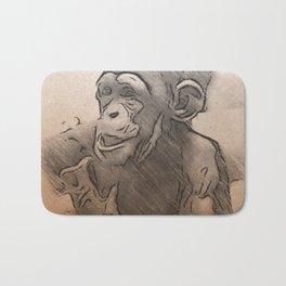 Lmtd Edition Baby Chimp Bath Mat