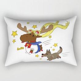 Sailor Moon Moose Rectangular Pillow