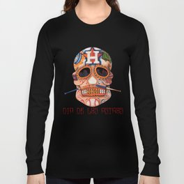Dia De Los Astros Long Sleeve T-shirt