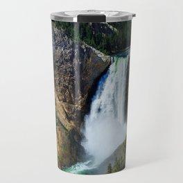Grand Canyon of the Yellowstone Travel Mug