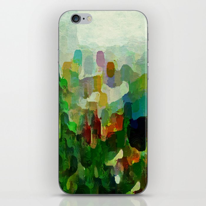 City Park iPhone Skin