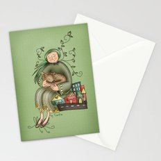 Don't worry Stationery Cards