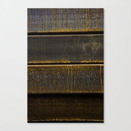 Empilement 2 Canvas Print