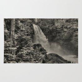 Sutherland Falls, BC - Waterfall Rug