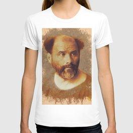 Gustav Klimt, Artist T-shirt