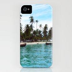 san blas tropical island Slim Case iPhone (4, 4s)