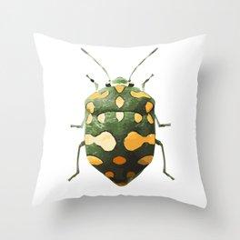 Bug Two Throw Pillow
