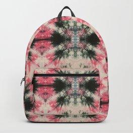 Fireworks Shibori Backpack