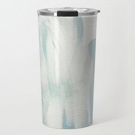 blue, Love Travel Mug