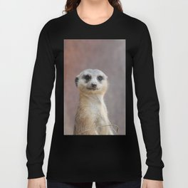 I Call Him Uncle Bob And He Was Ready For His Closeup Long Sleeve T-shirt