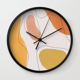 Shapes I Wall Clock