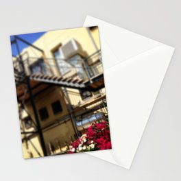 #152Photo #166 A #Backyard with #Bougainvillea and #Roses Stationery Cards