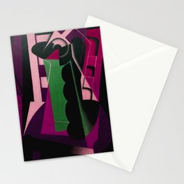 """Juan Gris """"Nature Morte sur une Chaise (Still Life on a Chair)"""" (edited 2) Stationery Cards"""