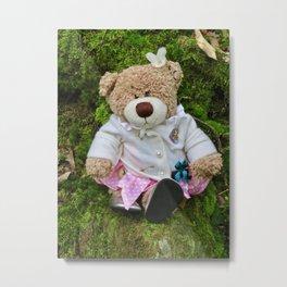 Stella Bear Adventures Metal Print