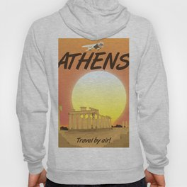 Athens travel by air! Hoody