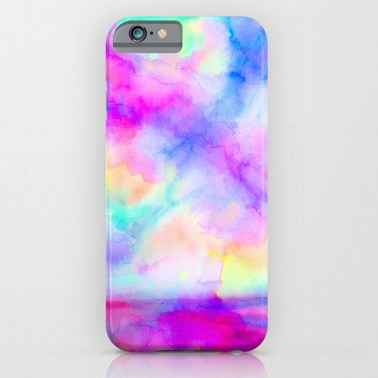 The Calm and The Storm iPhone & iPod Case