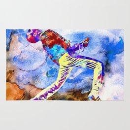 Freddie Painting Rug
