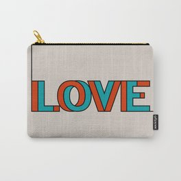 .LOVE. Carry-All Pouch