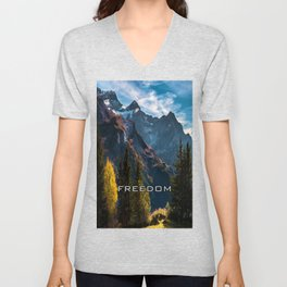 Nature SPIRIT Unisex V-Neck
