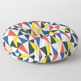 Wlter Allner inspired 03 Floor Pillow