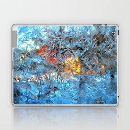 Frozen window Laptop & iPad Skin