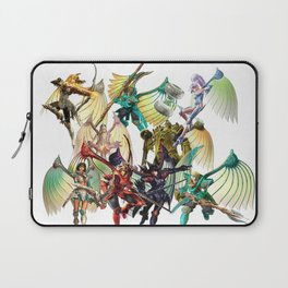 Legend of Dragoon Dragoons Laptop Sleeve