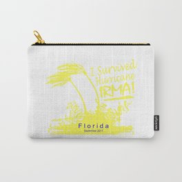 I survived Hurricane Irma Carry-All Pouch