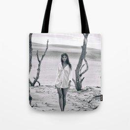 B&W Models Series Tote Bag
