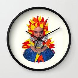 Frida Your Mind Wall Clock