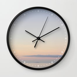 Afternoon soothe Wall Clock