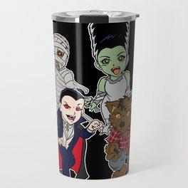 Universal Monsters Travel Mug