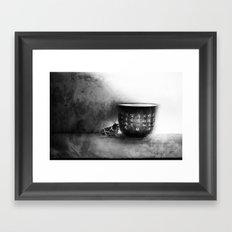 Limbo Framed Art Print