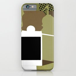 GM Pop iPhone Case