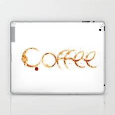 Coffe colors fashion Jacob's Paris Laptop & iPad Skin