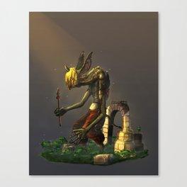 Colossal Imp Canvas Print