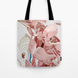 Anatomy Natural 38.4_08 Tote Bag
