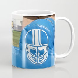 Football Dummy Coffee Mug