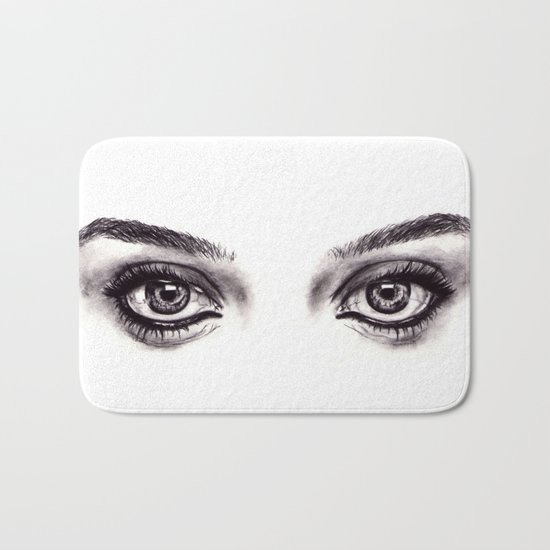 Bewitched  Bath Mat