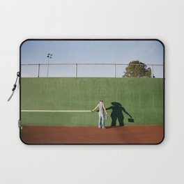 """""""Drawing the Line"""" Laptop Sleeve"""
