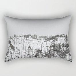 East Oregon Mountain Pass Rectangular Pillow