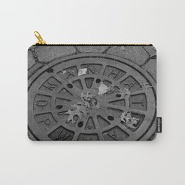 Mahattan Manhole Carry-All Pouch