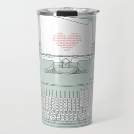 The Chemistry of Love Travel Mug