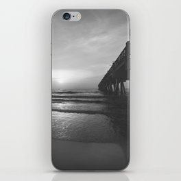 Pier and Surf iPhone Skin